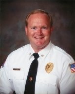Chief Officer Greg Willis, Fire Department