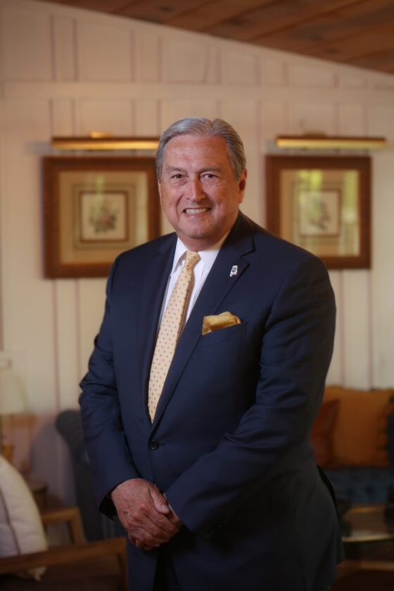 Mayor Jerry Willis