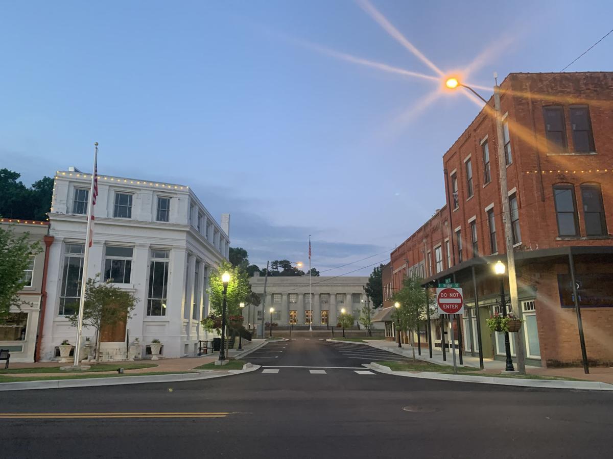 Downtown Wetumpka